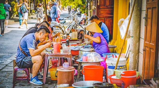 Living cost in Vietnam is quite cheap