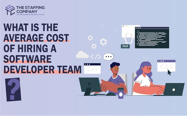 What Is The Average Cost Of Hiring A Software Developer Team?