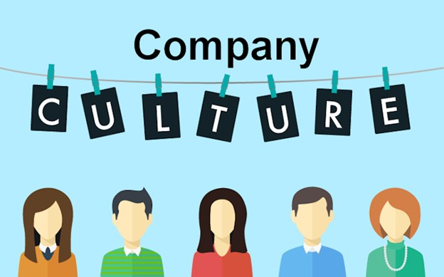 Talent prefer workplace have a company culture
